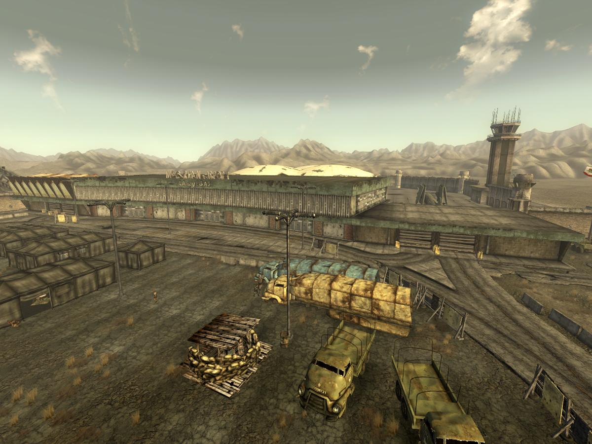 Camp McCarran terminal building.jpg