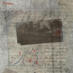 Wendigo sketch and notes