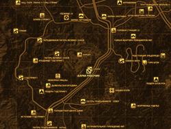 FNV Карта БАРАК РАБОЧИХ