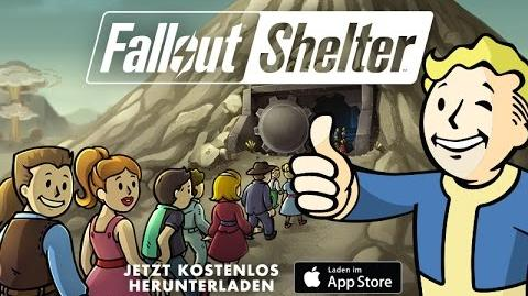 Fallout Shelter – Ankündigungs-Trailer