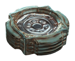 Fo4 dampening coil