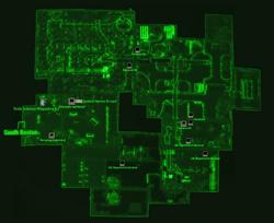 General Atomics Factory loc map
