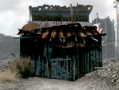 Recently-Built-Shack-Scenery-Image