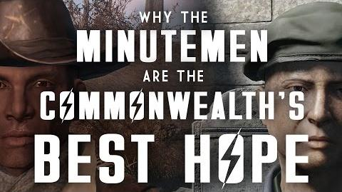 Why the Minutemen are the Commonwealth's Best Hope - Fallout 4 Lore