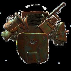 FO4 Тяжёлая броня СМ