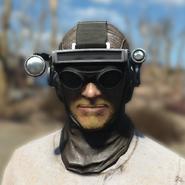 FO4 Medical goggles
