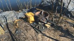 FO4 Water filtration Caps stash 1