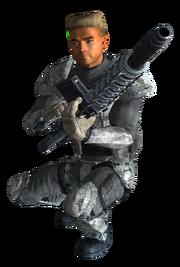 Fo3OA Dead Paratrooper