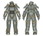 Fo4 Power Armor T45