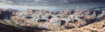Fo4 Sanctuary Hills E3 concept art