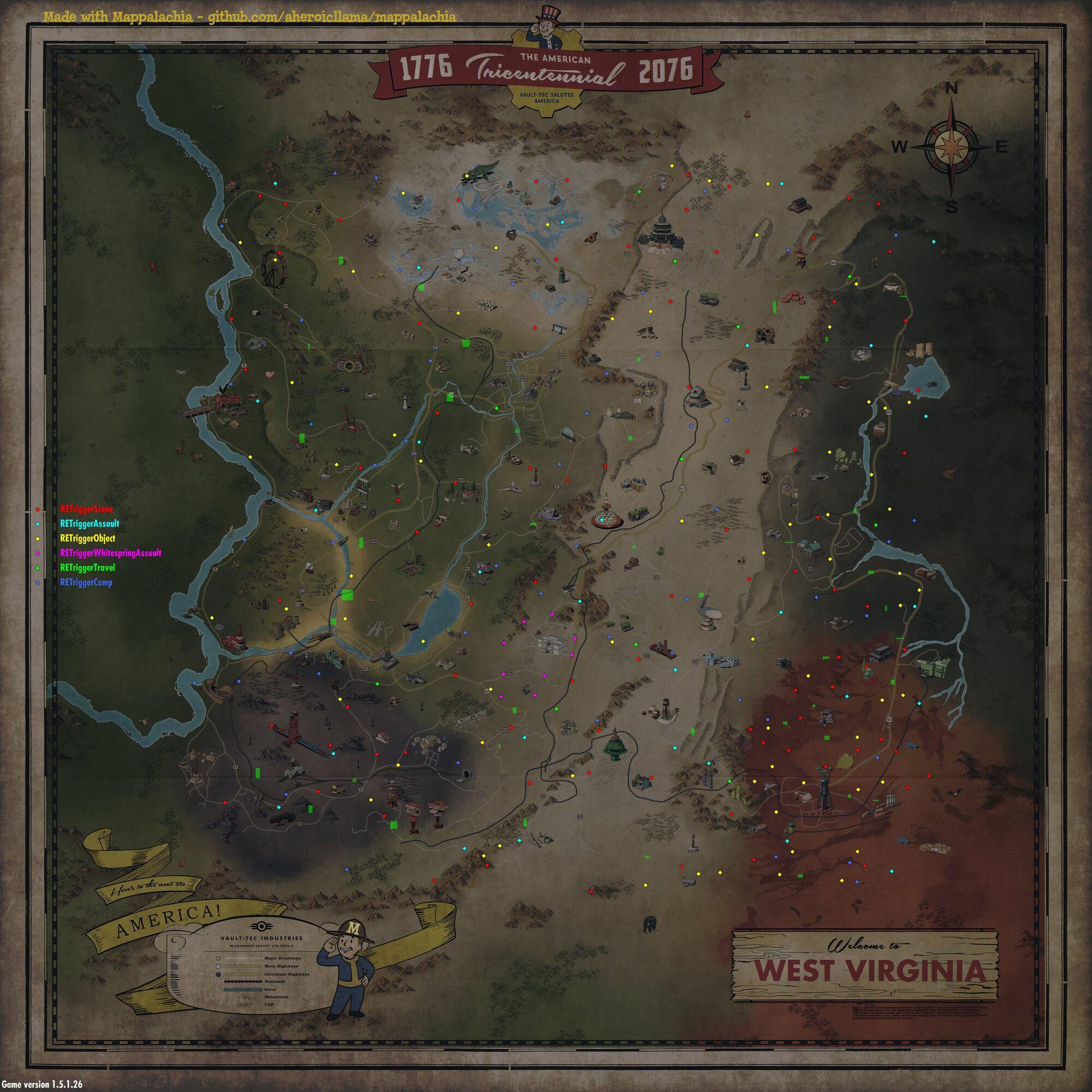 Fallout 76 random encounters | Fallout Wiki | FANDOM powered