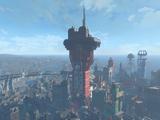 Mass Fusion building
