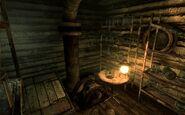 Riverboat engine room