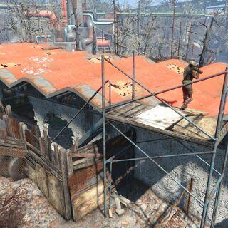 Raider scaffolding
