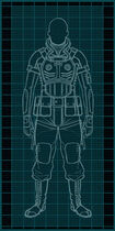 Stealth suit poster 02