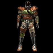Environmental Armour E