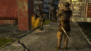FNV Vomiting Trooper