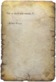 FO4 Arlen's Note.png