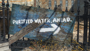 FO4 East Boston Preparatory School purified water