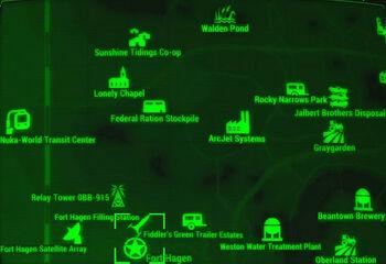 Fort Hagen Fallout Wiki Fandom Powered By Wikia