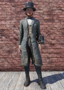 FO76 Civil War Era Suit with Hat