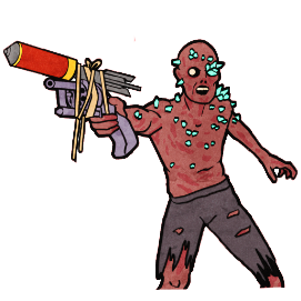 FO76 Legendary Perk Far-Flung Fireworks Art