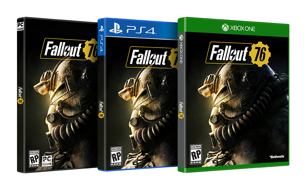 fallout 76 power armor edition for xbox one