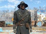 Hunter's long coat (Far Harbor)