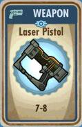 FoS Laser Pistol Card