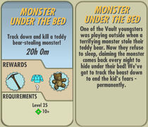 FoS Monster Under the Bed card