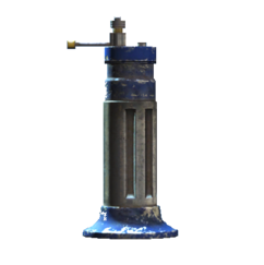 Medical liquid nitrogen dispenser