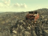 Sniper shack