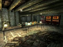 CC shack basement