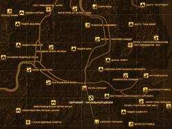FNV Карта СЕРЧЛАЙТ - НАЧАЛЬНАЯ ШКОЛА