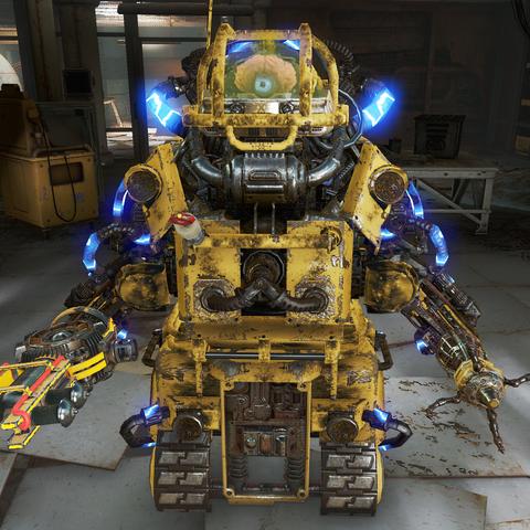 Квантовий робомозг на заводі «Дженерал Атомикс»
