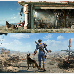 Nate in the wasteland