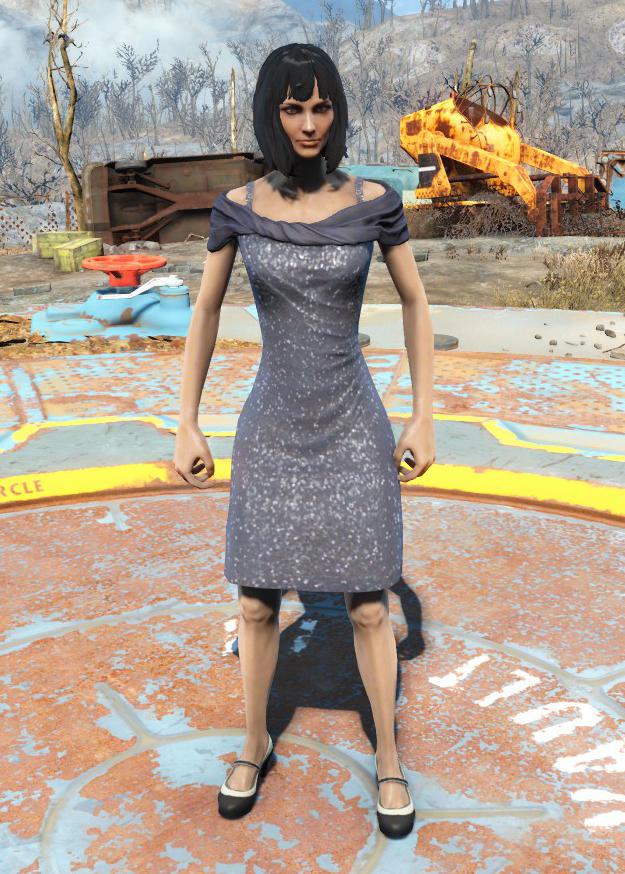 Sequin dress | Fallout Wiki | FANDOM powered by Wikia