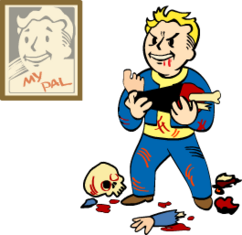 Fo4 Cannibal