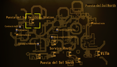 Puesta del Sol switching station loc map