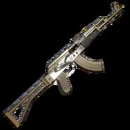 Atx skin weaponskin handmadegun silver l