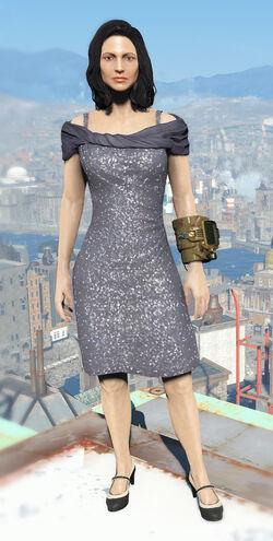 FO4 Agatha's Dress