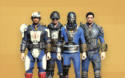 FO4 CC - BoS Institute RR Minutemen armor paint job bundle