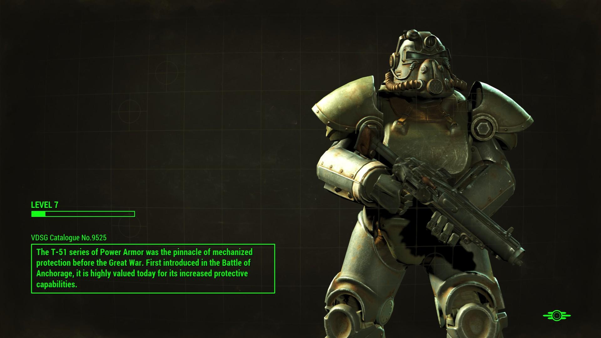 T 51 Power Armor Fallout 4 Fallout Wiki Fandom