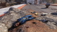 FO76 Red Rocket Mega Stop (Vault dweller)