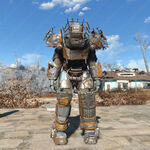 Fallout-4-Raider-Power armor