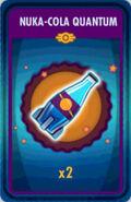 Fos Card Nuka-Cola Quantum x2
