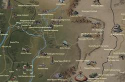 Helvetia map
