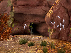 Mourning Glory Cave