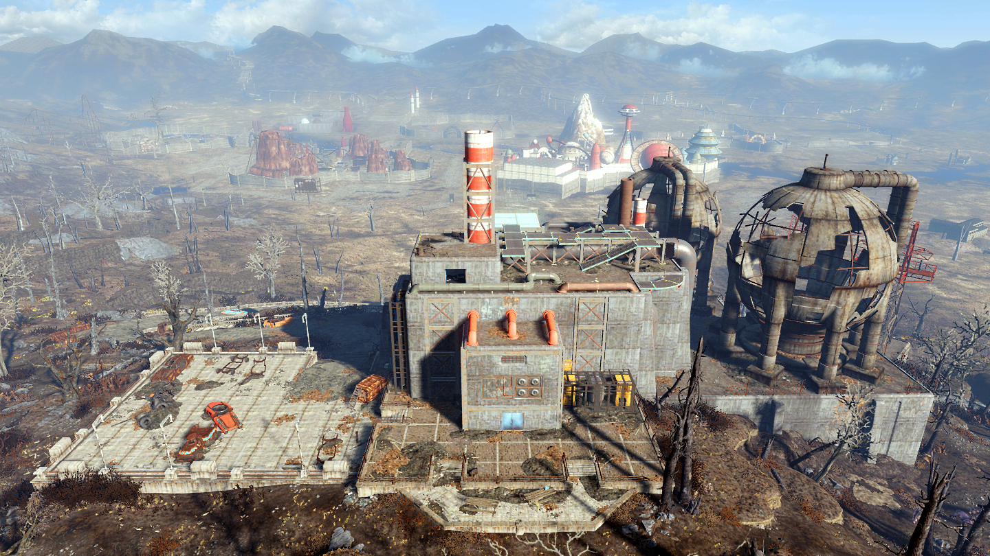 Nuka World Power Plant Fallout Wiki Fandom Powered By Wikia Electrical Layout