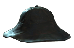 Old fisherman's hat